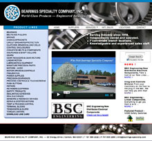 bearings specialty